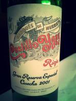 Castillo Ygay GRE 2001