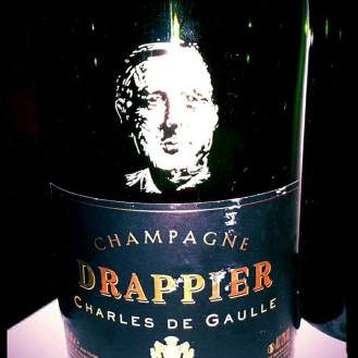 Champagne Drappier Charles da Gaulle Brut
