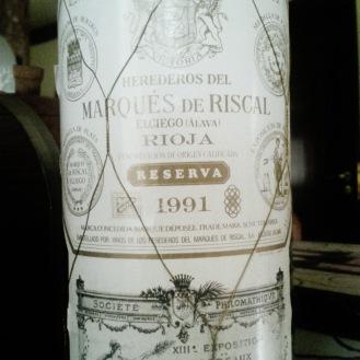 Marques Reserva 1991
