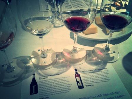 Análise dos vinhos