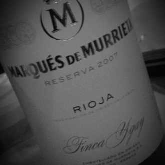 marquc3a9s de murrieta reserva 2007
