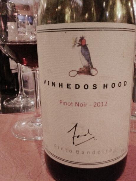 Vinhedo Hood PN2012