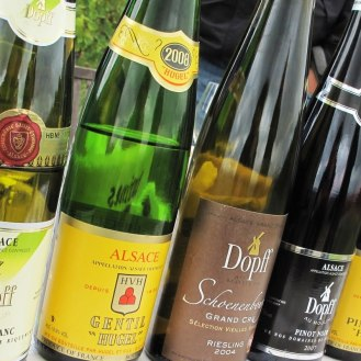 Vinhos da Alsácia