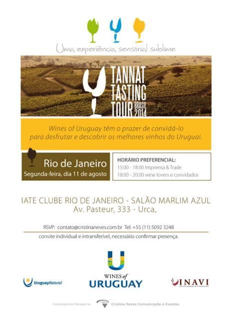 Tannat Tasting 2014